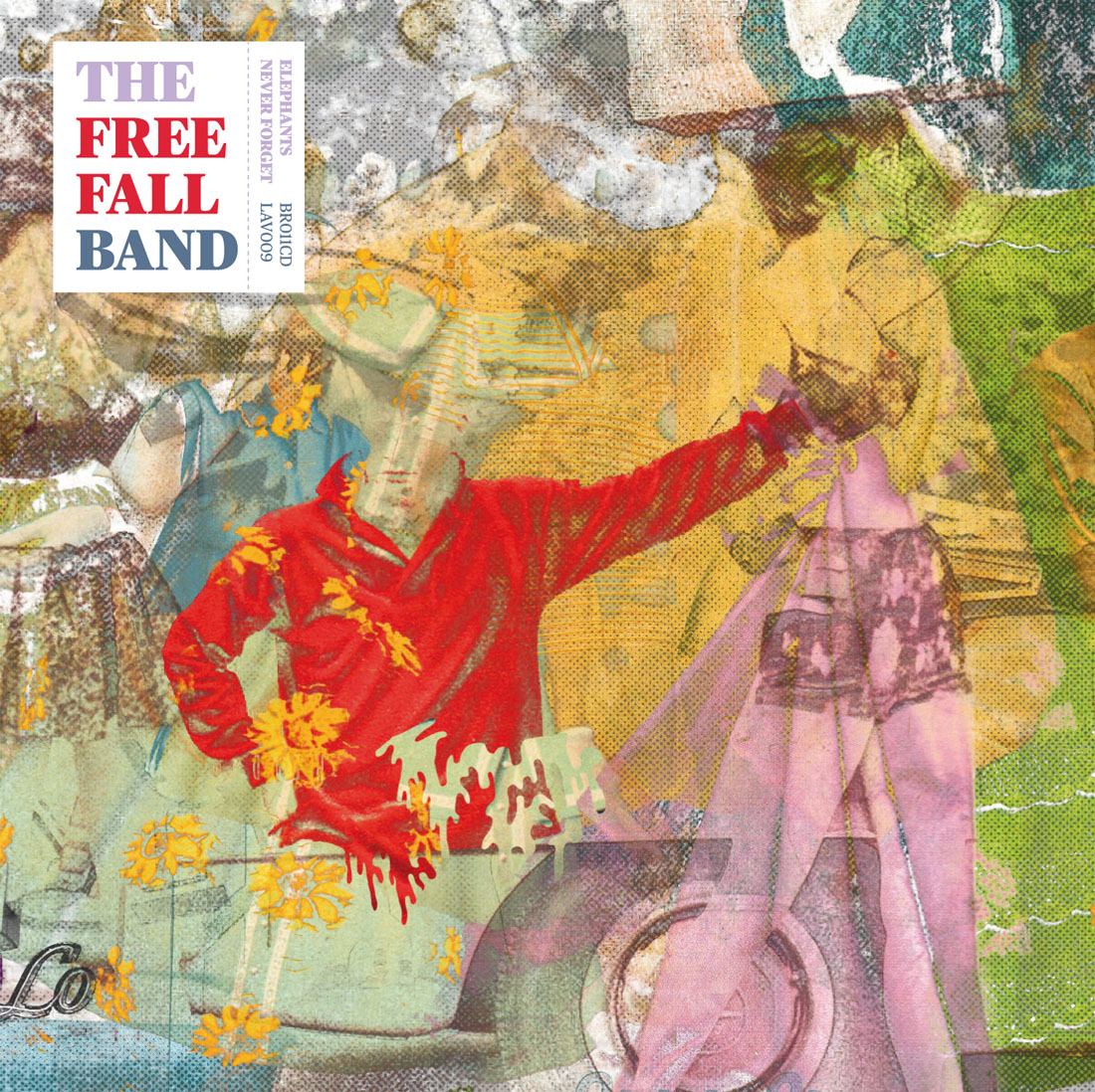 The Free Fall Band / Elefants never forget