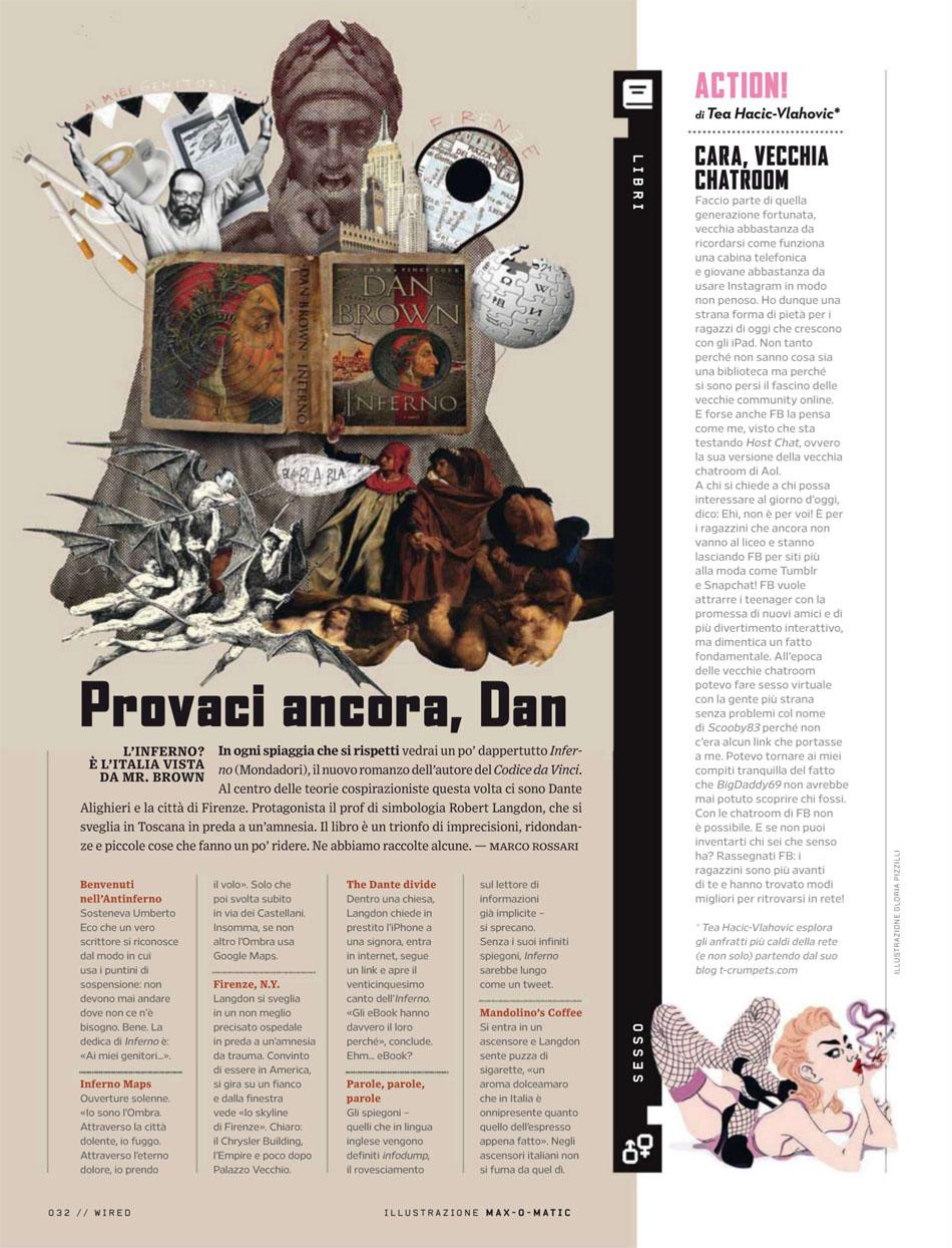 Wired Italia – Agosto 2013