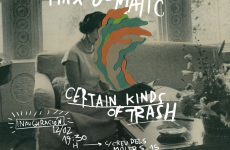Certain kinds of trash. Max-o-matic solo show in Barcelona