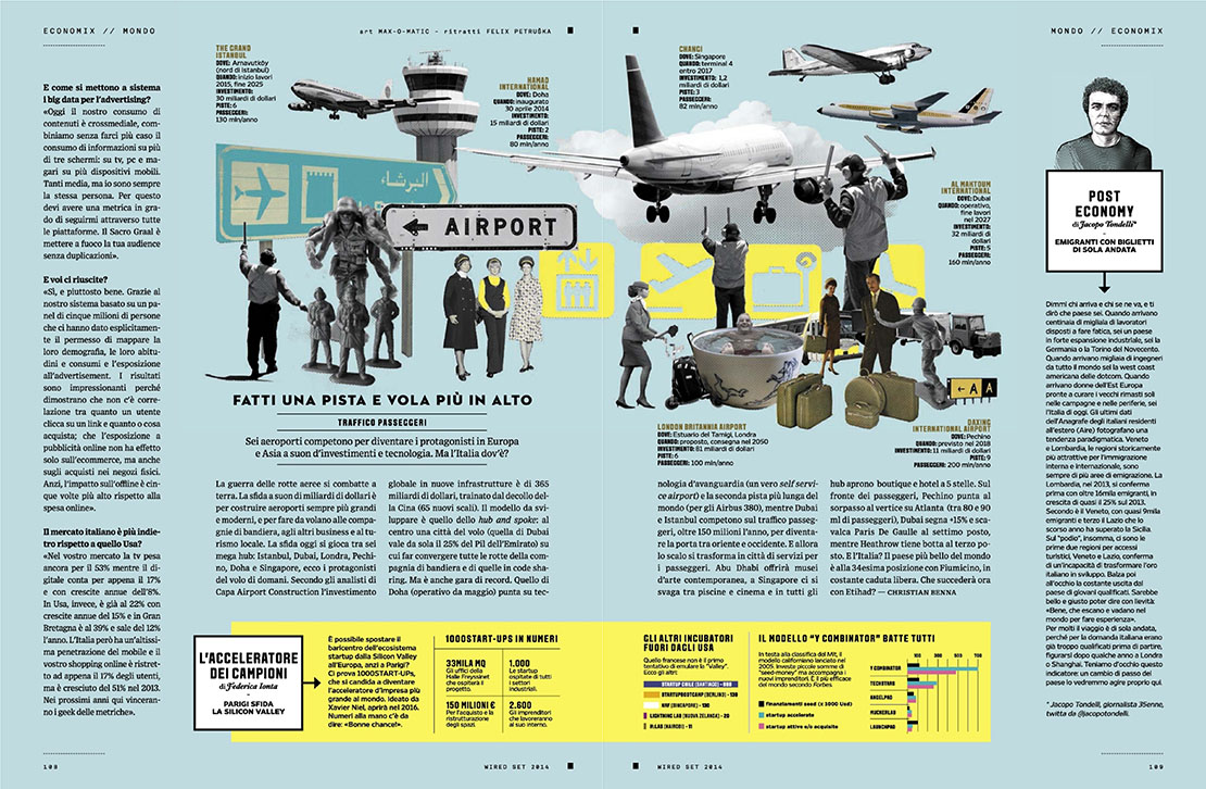 Wired Italia No.65 – Settembre 2014