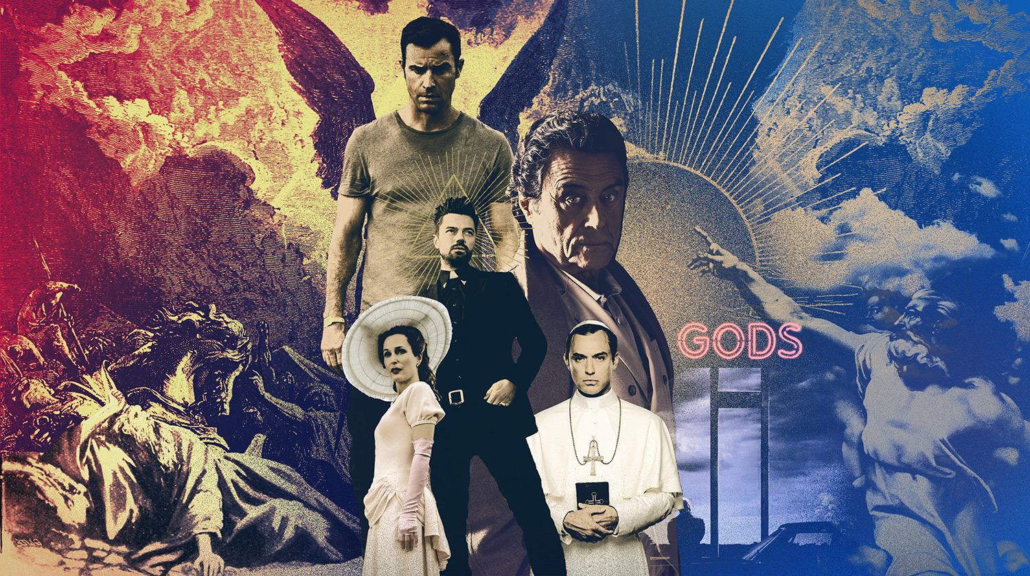 Entertainment Weekly / The Must List: Gods