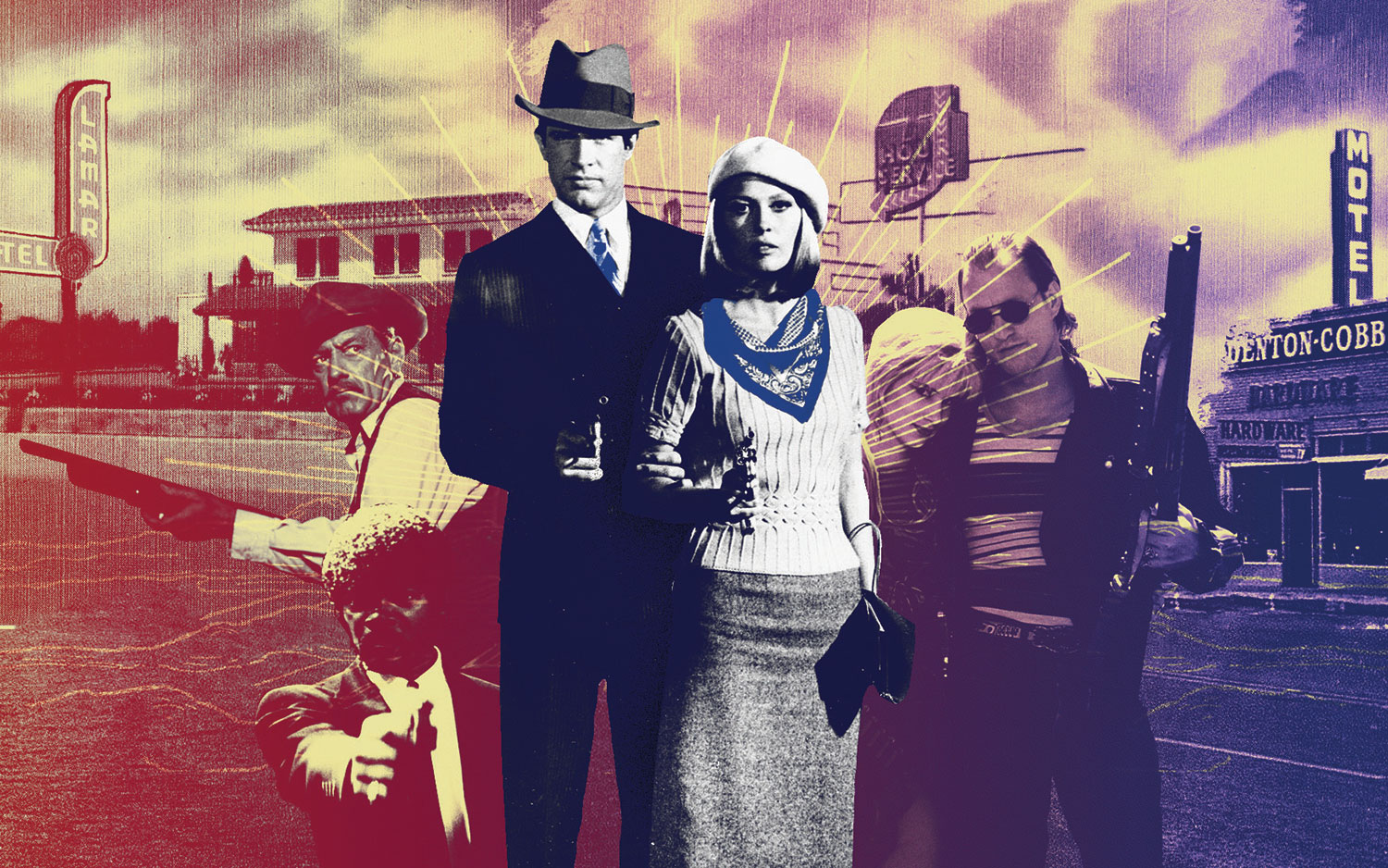 Texas Monthly / Bonnie & Clyde turn 50