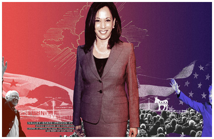 Mother Jones <br> Kamala Harris
