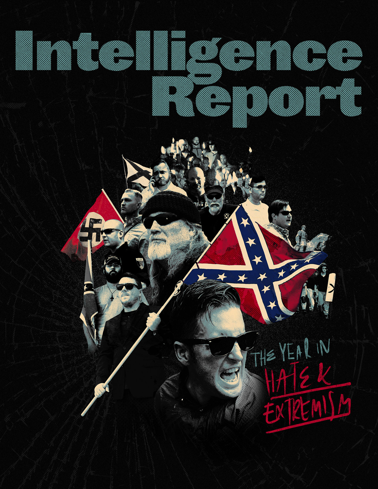 Intelligence Report / Year in hate & extremism
