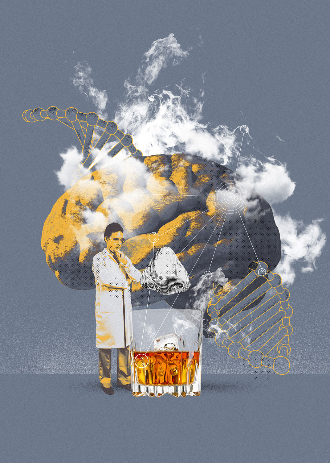 Whisky Advocate: Science of Smoke