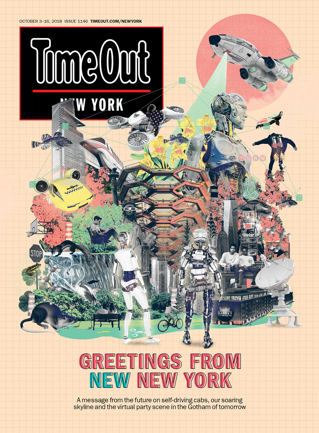 Time Out NY – Future