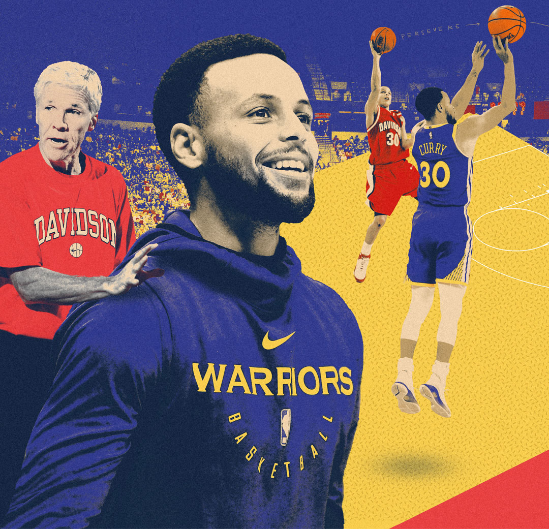 ESPN Magazine: Stephen Curry