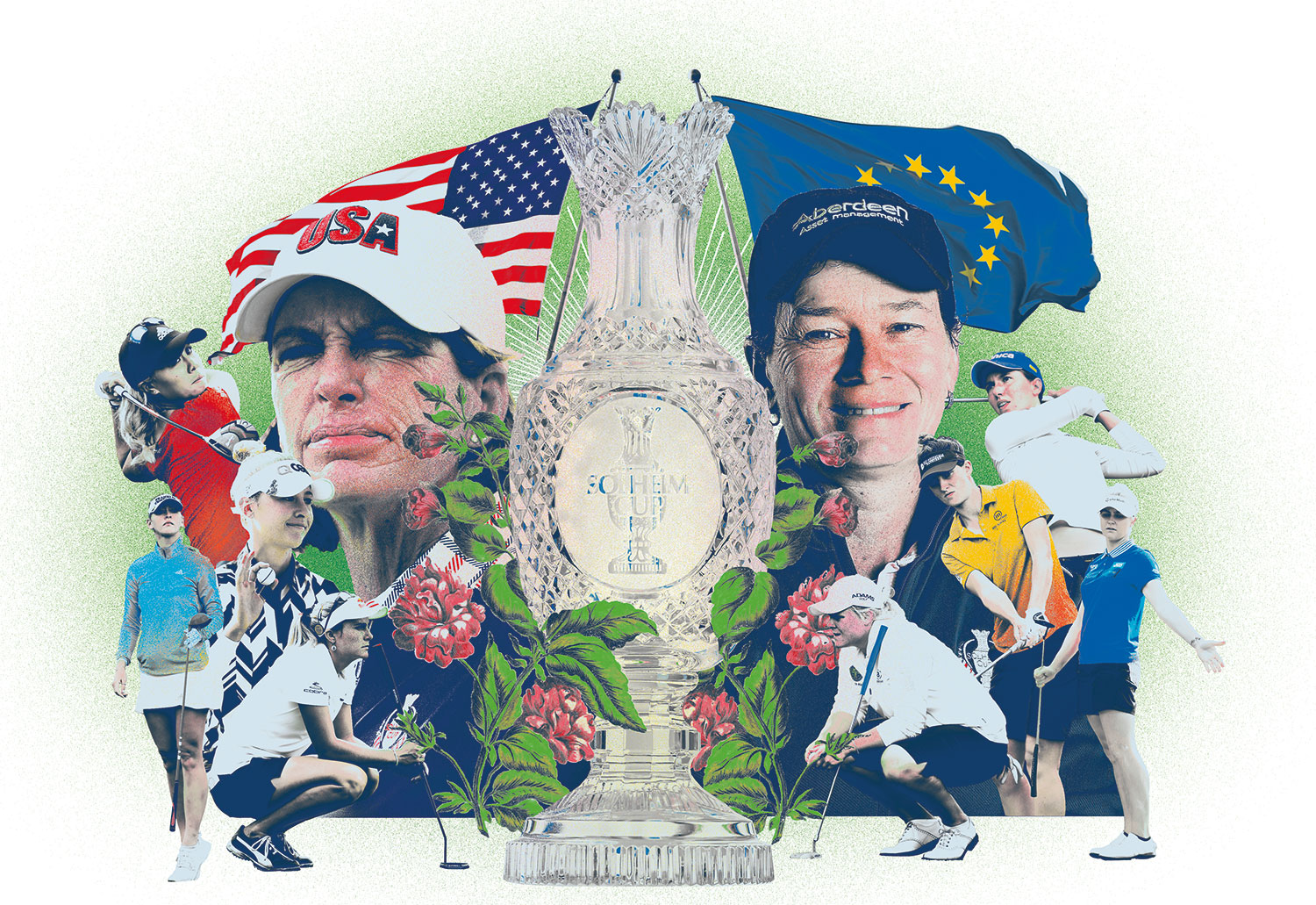Max-o-matic: Golf Digest: Solheim Cup