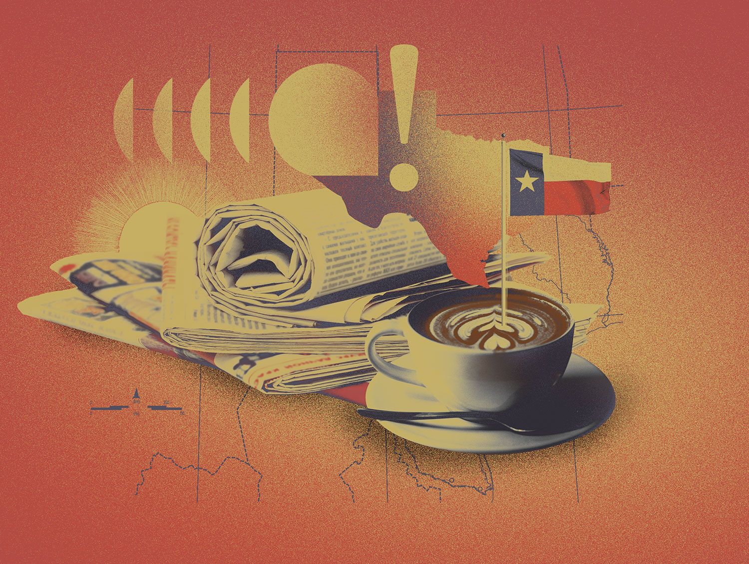 Max-o-matic: Texas Monthly: Newsletters
