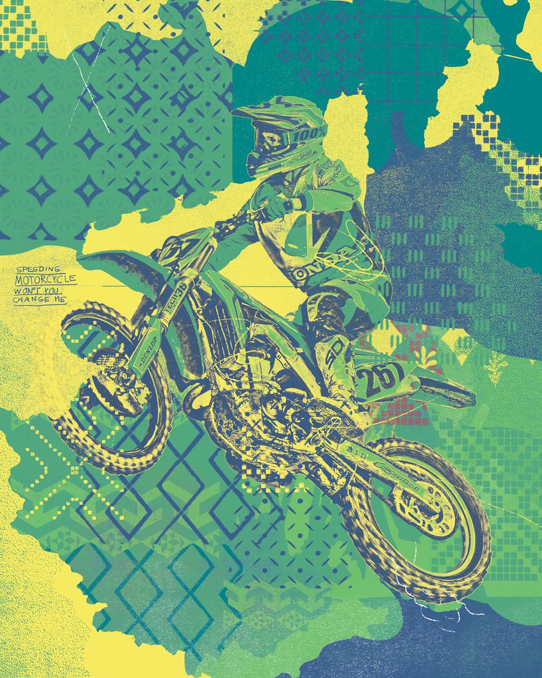 Max-o-matic: Freestyle: Motorbikes