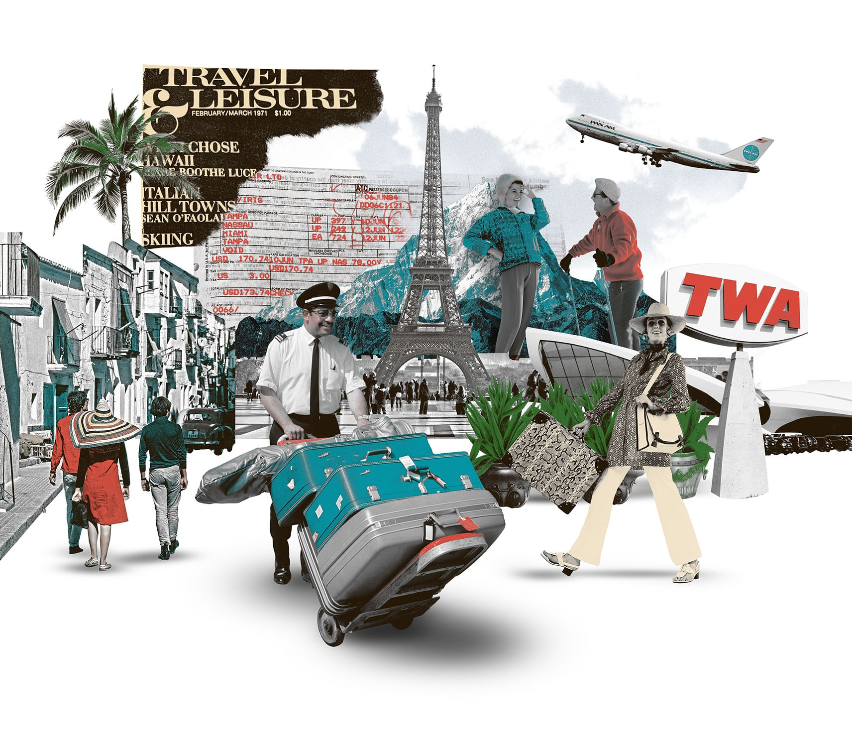 Max-o-matic: Travel&Leisure: Post pandemic tourism