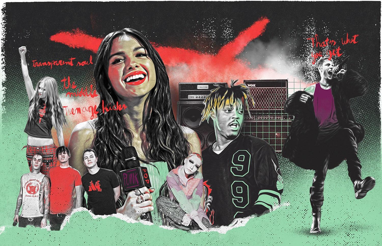Max-o-matic: Entertainment Weekly: Punk pop