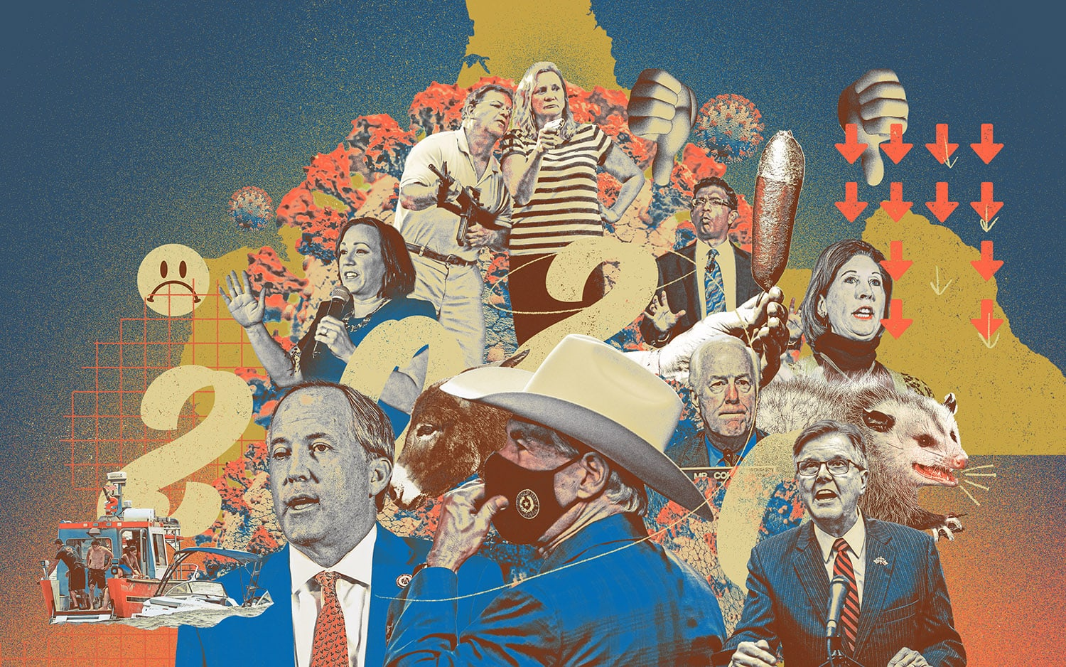 Max-o-matic: Texas Monthly: 2020 Best & Worst