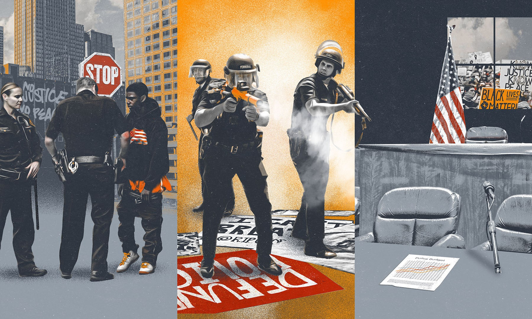 Max-o-matic: The Guardian: Police Brutality